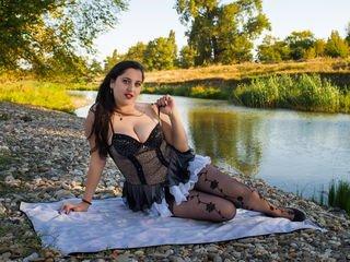 sallomewalton european cam girl fills her holes with huge sex toys on XXX cam