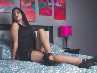 milafoxx cam girl pleasing her tight asshole and pussy with a sex toy