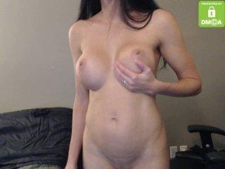 ddboubou1 depraved brunette cam girl presents her pussy sodomized