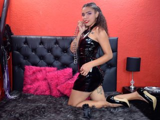 serenajackson teen cam girl pleasing her pink pussy with a favorite sex toy on cam