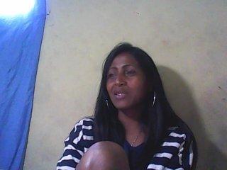 maturewoman ebony brunette cam girl enjoys getting her ass drilled