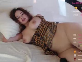 dia8 cam girl in great live sex oil show