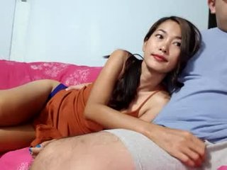 lovelythaiangel english cam girl show his beauty legs online