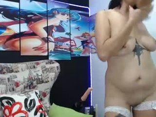 shadia_squirt smoking cam girl can't wait no more - her pussy begs for the hard cock online
