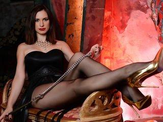 serennenova european cam girl fills her holes with huge sex toys on XXX cam