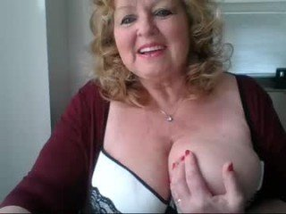 perfectladyorg cam mature loves to shove ohmibod as deep as possible